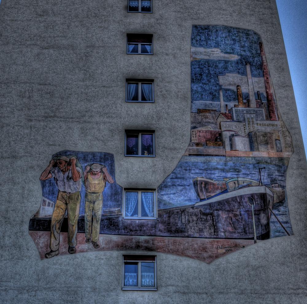 Haus Bild: Basel HDR Bilder/ Fotos Mit 1-5 Bilder Gemacht