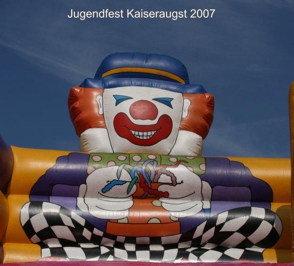 Jugendfest Kaiseraugst 2007